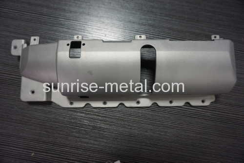 Sunrise Machining Shop for Aluminum diecast parts