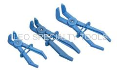 3 pcs Flexible Hose Clamps Hose Pinch Off Pliers Set