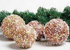 2 Colors 8cm 10cm Festival Decoration Items Bubble Christmas Ball Ornaments