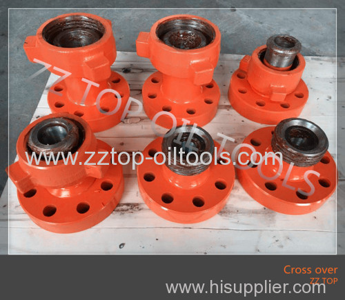 Well head Weco Union Adaptor Flange API 6A
