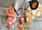 DIY Halloween Festival Decoration Accessories Pumpkin Packaging Decorative Label