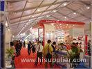 Medical Fair Custom Event Tents High Strength Large Outdoor Canopy Tent 20x100M