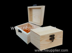 custom made wooden gift packaging