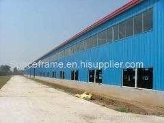 Light Steel Structure Workshop Building