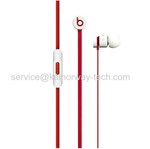 Beats by Dr.Dre Urbeats2.0 In-Ear Headphone Earbuds New Packaging White Red With Mic