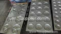 vacuum forming machine molds