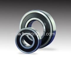 Small Order Accepted Deep Groove Ball Bearing 6211-2RZ
