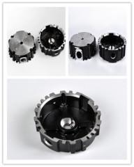 Motor head cover aluminium die casting
