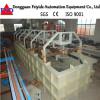 Feiyide Single Rack Plating Produation Line for Chrome Nickel Zinc Palting