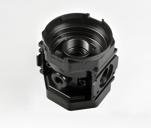 aluminum die casting for lighting parts machining parts