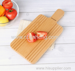 wooden food cutting board