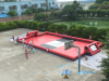 Factory Outlet Inflatable Soap Soccer Field