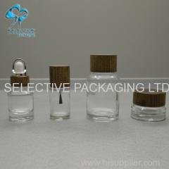 contenitore di olio d'oliva imballaggio smalto cosmetica lozione bottiglia crema vaso chiodo 200ml chiaro
