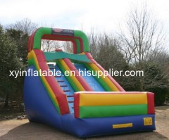 Hot Sale Small Inflatable Stair Slide