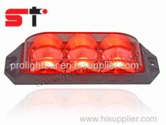 Newest 3W led strobe lighthead