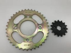 ALDRICH FOR CG125 SPROCKETS