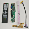 UNIVERSAL LCD LED TV REPAIR PARTS VGA/HDMI/AV/TV/USB HDMI TV MAINBOARD