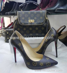 Fashion Ladies Shoes and bags