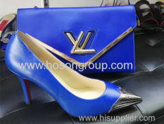 Ladies Shoes With Matching Handbags