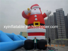 Outdoor Decoration Giant Inflatable Santa Claus