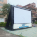 Hot Selling 0.55mm PVC Tarpaulin Inflatable Movie Screen