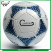 Machine Stitched Custom Print PVC Soccer Ball