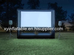 Hot Sale Inflatable Inflatable Rear Projection Screen
