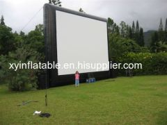 Hot Sale Outdoor Inflatable Screen For Sale