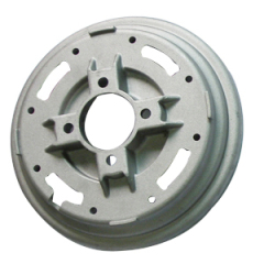 Medical Hardware aluminum flanges parts