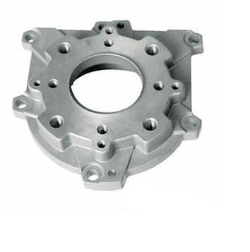 Tumbling in house and out-sourcing surface treatment die casting parts