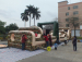 Factory Outlet Boot Camp Inflatable Obstacle Course