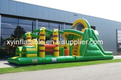 Factory Outlet Inflatable Obstacle Course For sale