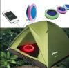 New Solar Camping Led Lantern Mobile Power Bank 4000mah