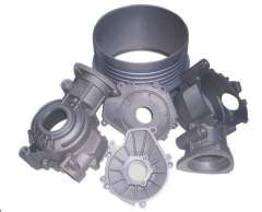 Die casting supplier with Gravity die casting process