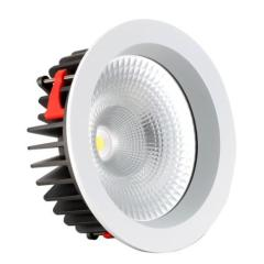 40W Recessed COB LED Downlights