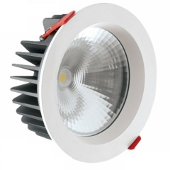 15W Recessed COB LED Downlights