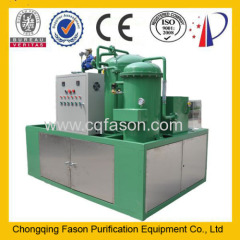 Waste oil recycling machine oil purifiction plant