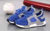 Children lace up sports casual shoes