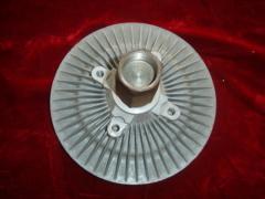 ADC12 prototyping aluminium fast tooling diecast parts