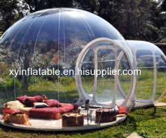 Factory Outlet Inflatable Clear Dome Tent