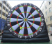 Football Throw Target Inflatable Soccer Darts Game