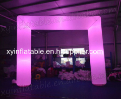 Advertising Inflatable Arch With LED