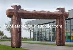Inflatable Christmas Arch For Decoration