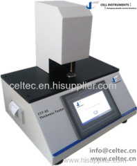 Thickness tester mechanical contact method thickness testing machine