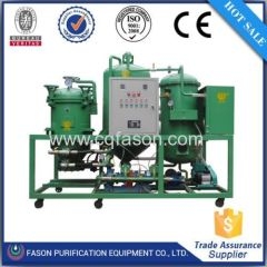 Motor operated used diesel oil refinery machine
