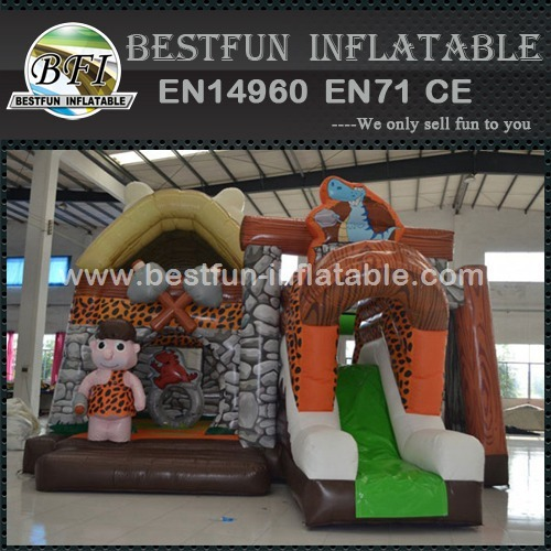 China inflatables stone age fun city