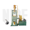Rotor die casting machine for aluminum armature