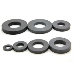 Y25 Ferrite Magnets Ring For Speaker
