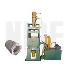 Automatic armature aluminum die casting machine