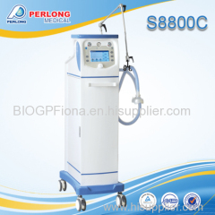 CE approved N2O sedation system